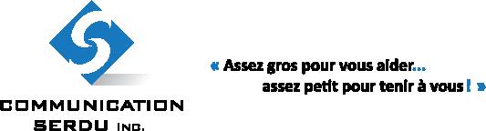 Communication Serdu inc. Logo